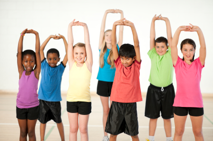 benefits of exercise for children with chronic health conditions