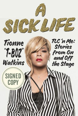 a sick life book cover