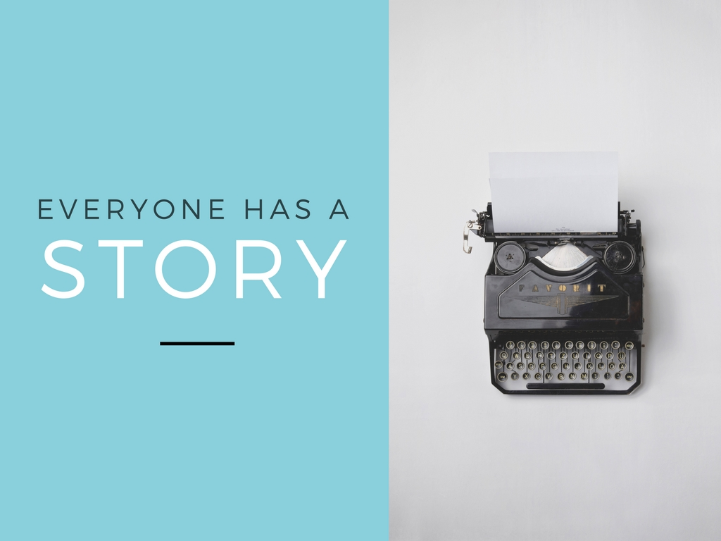 everyone has a story pdf